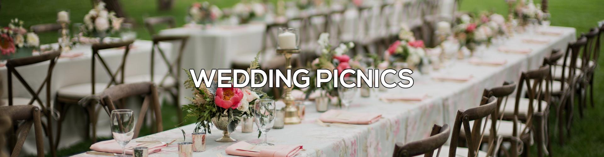 Wedding Picnics Little Picnic Company